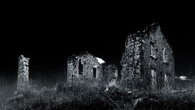 Cross Lake Farm Ruins