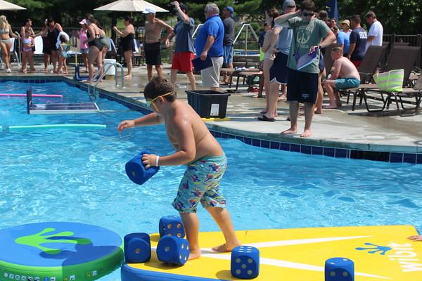 July 7 - Pool Games