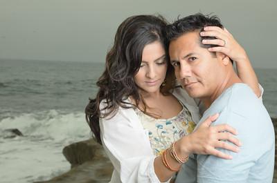 Jerry & Eva Engagement