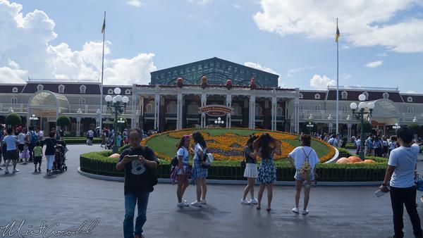 Disneyland Resort, Tokyo Disneyland, World Bazaar