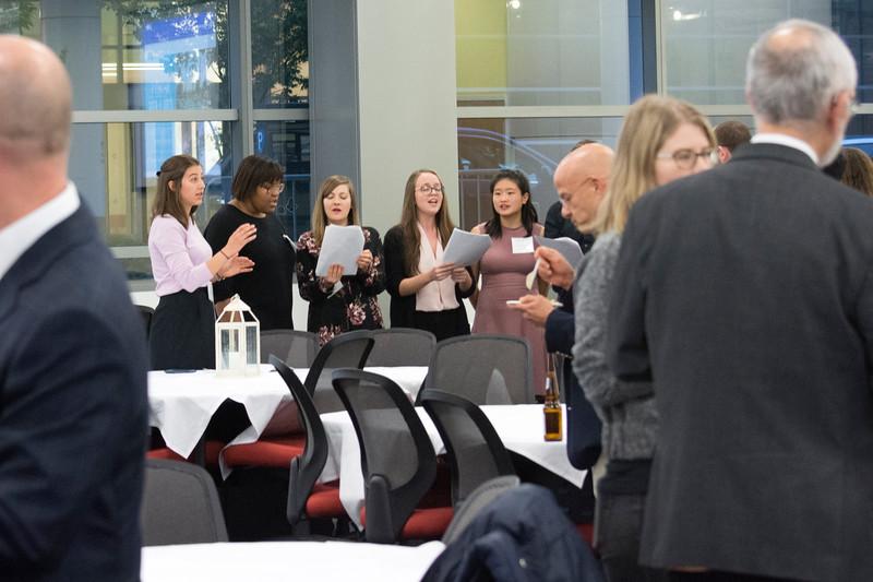 Volunteer Faculty Appreciation Reception