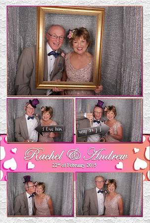 Wedding of Rachel & Andrew Photo Prints