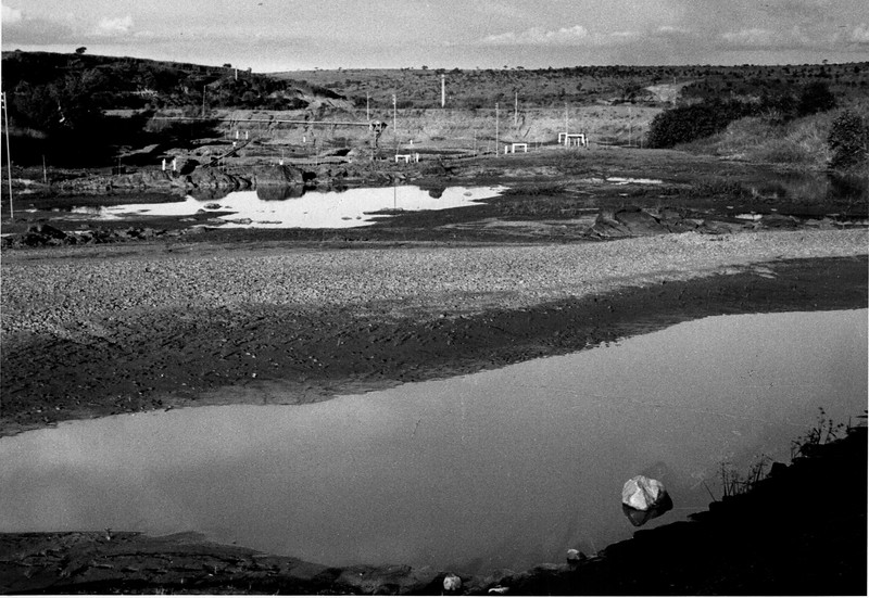 Bed of Luembe River at Cataila Diversion 3- 1963.jpeg