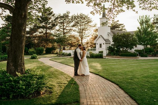 Amy + Tyler Wedding