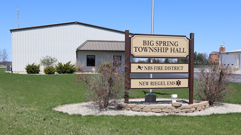 Big Spring Township Hall