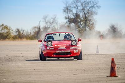 Red Mazda Miata