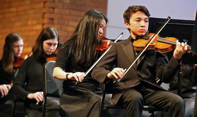 York High School Orchestra Concert