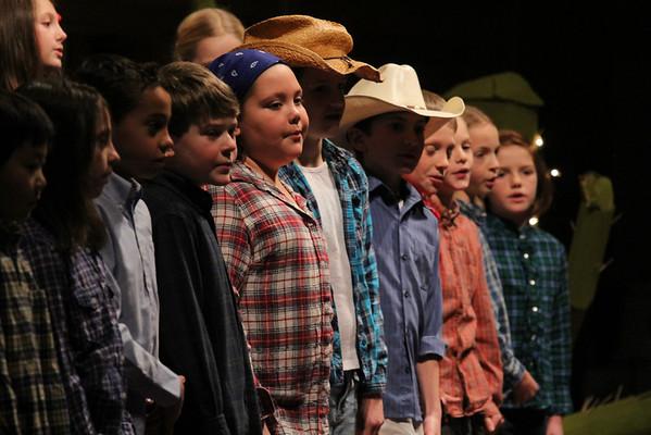 Pomfret School Holiday Show