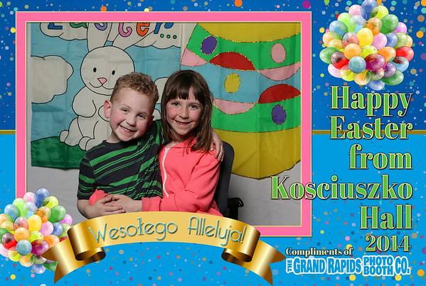 Kosciuszko Hall Easter 2014