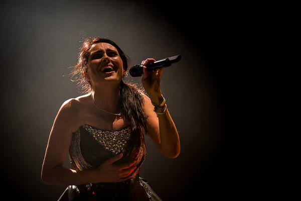 Within Temptation @ Metropolis 2014.10.05