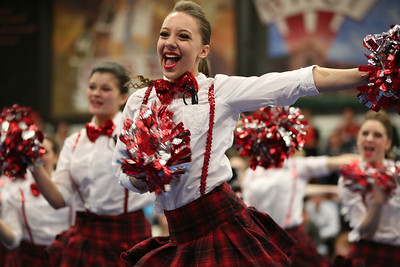 2014 Pom and Cheer Finals