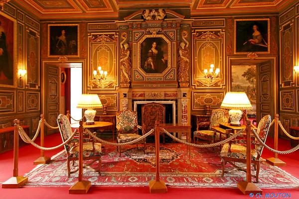 Chateau de Cheverny - Interieur