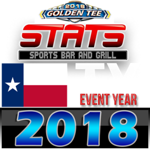 2018 Stats Golden Tee Tournament