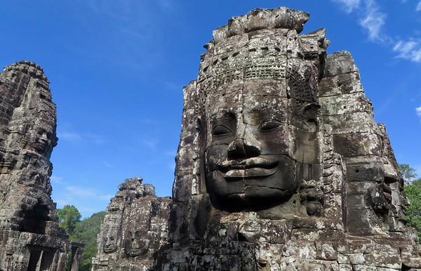 Angkor Thom & South Gate