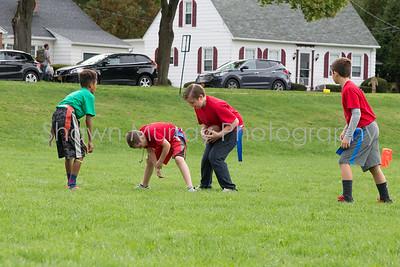 YMCA Flag Football 10-8-16
