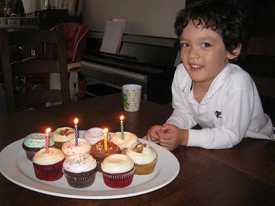 Dylan's 4th Birthday