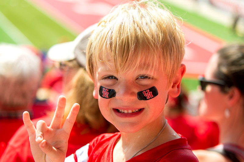 I think this member of the UH class of 2034 understands.