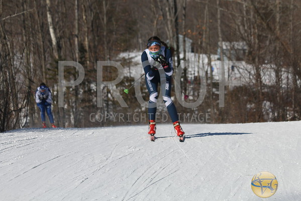 2015 Eastern Cup Women's and Women's U16 5K Freestyle