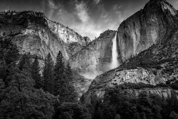 Yosemite - Black & White