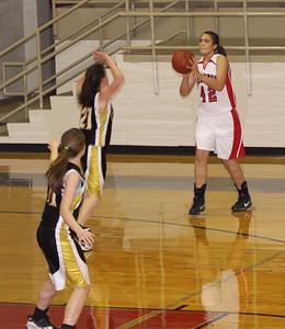 Girls Basketball vs. Crawford