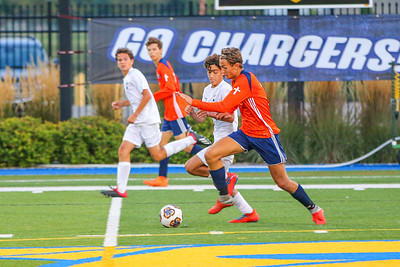 Chargers Boys Soccer