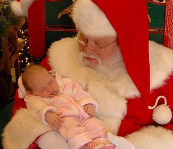 Ella & Santa