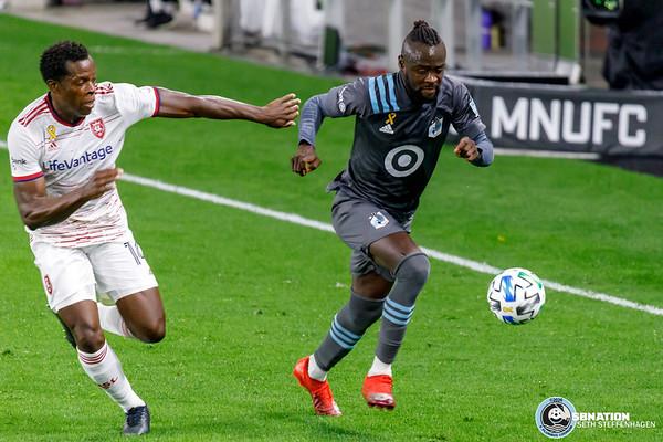MNUFC vs Real Salt Lake - 2020 - Match 2