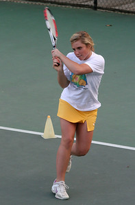 Coosa Country Club Tennis 2007