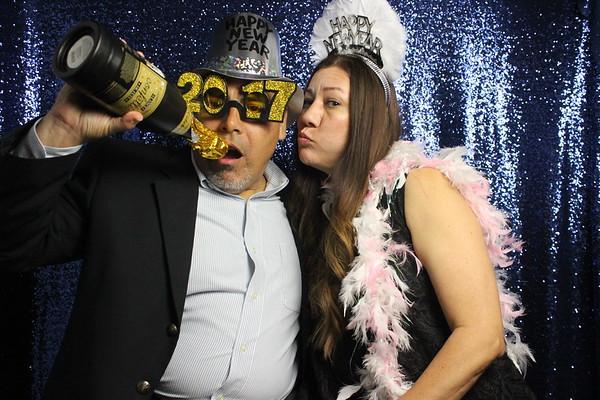 Hilton NYE Party 12/31/16
