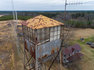 Warrenton Fire Tower