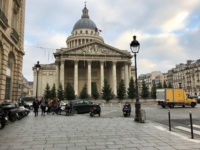 Pantheon 2017