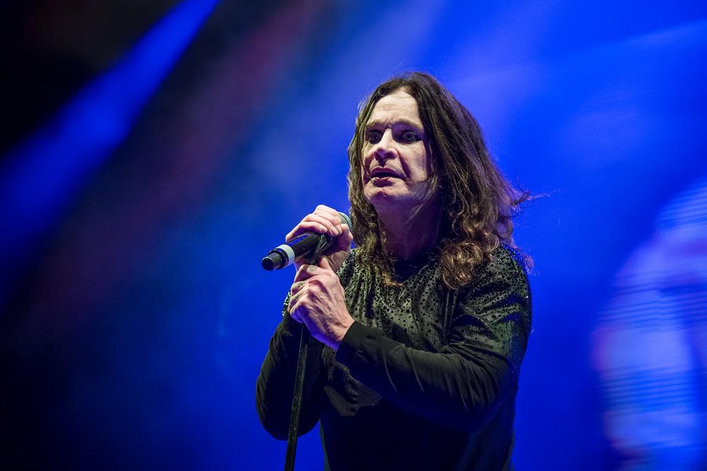 . Ozzy Osbourne of Black Sabbath performs at Ozzfest 2016 at San Manuel Amphitheater in 2016 in San Bernardino, Calif. Osbourne will perform Sept. 16 at Blossom Music Center. For more information, visit livenation.com/venues/14481/blossom-music-center. (Amy Harris/Invision/AP)