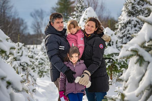Schaner family - Holiday Photos