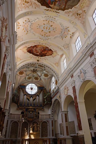 St. Anna church in Augsburg