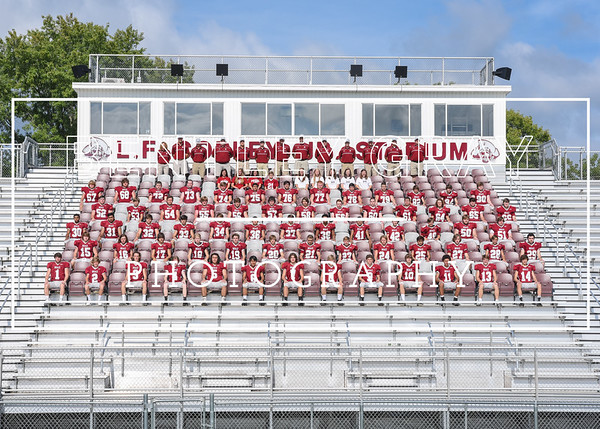BHS Football Team Pictures 2015