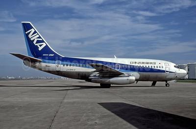 NKA - Nihon Kinkyori Airways