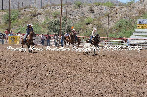 Sierra County 6-23-13 Sr Team Roping