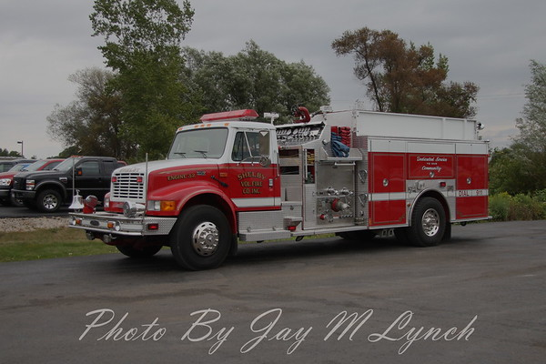 Shelby Fire Department