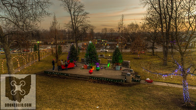 2019 TWINSBURG SQUARE CHRISTMAS DISPLAY