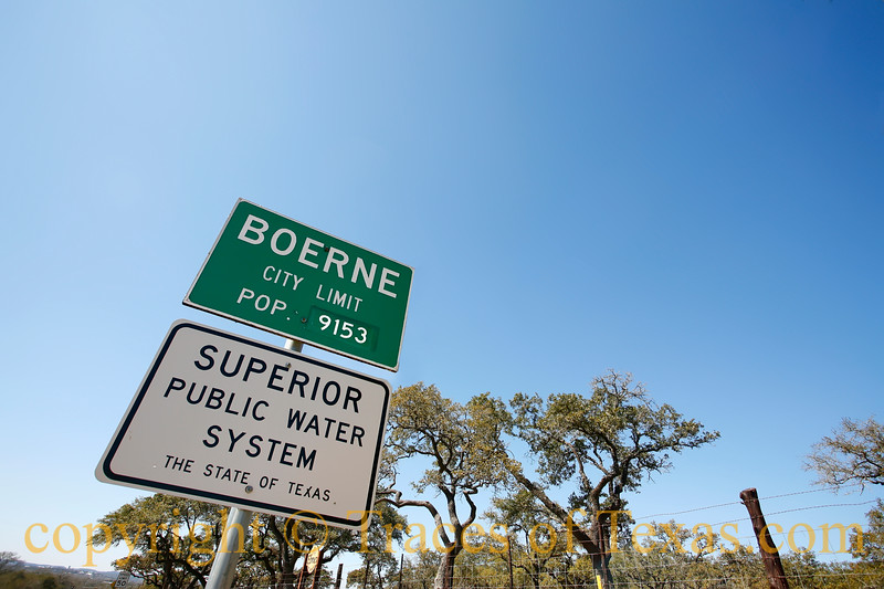 Title: Boerne City Limits <br /> <br /> Comments: <br /> <br /> Location: Boerne