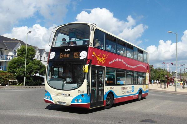 7.8.13 - Lyme Regis and Seaton