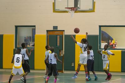 April 14, 2013 Basketball Championships at Moran Boys and Girls Club