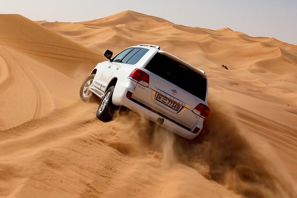 UAE 2018 Dune Bashing