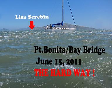 Lisa Serebin. Pt Bonita/Bay Br.