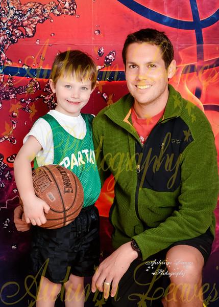 KB Green Spartans- TNYMCA Basketball