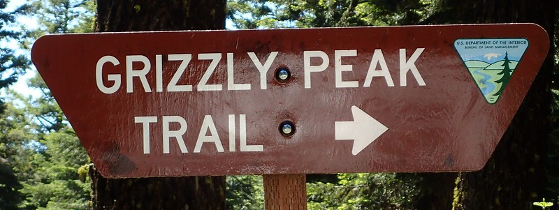 Grizzly Peak Ashland Oregon