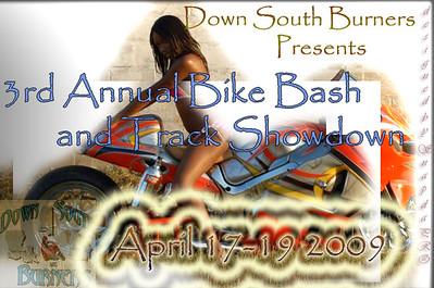 Down South Burners 3rd Annual Bike Bash & Track Showdown