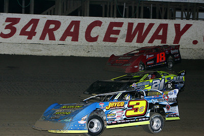 UMP DIRTcar Summer Nationals - 7/13/13