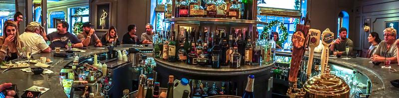 The Carousel Bar