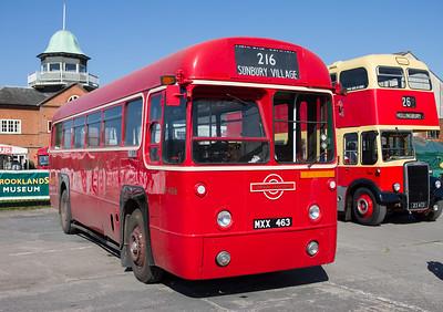 London Bus Museum 44st Spring Gathering